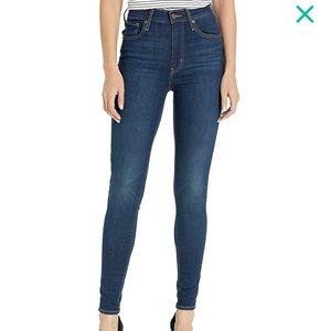 LEVIS | Mile High Super Skinny Jeans